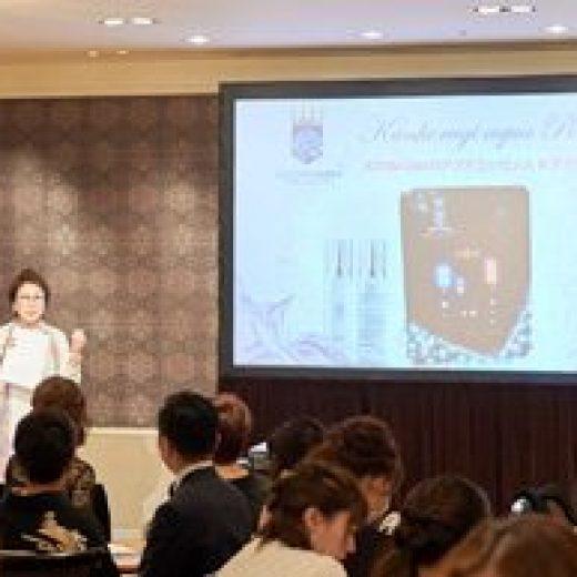 2019 KANコルギセラピー講習会&新商品発表会